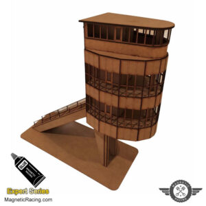 Scalextric 1:32 scale Monza Tower Magnetic Racing