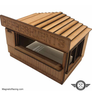 refreshment hut for scalextric 1:32 scale