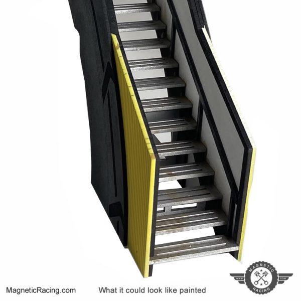 Scalextric Dunlop Bridge