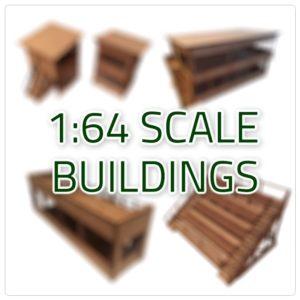 1:64 Scale Buildings
