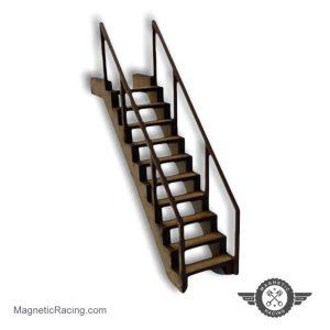 Single Story Stairs Angle