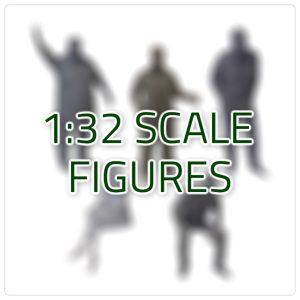 1:32 Scale Figures