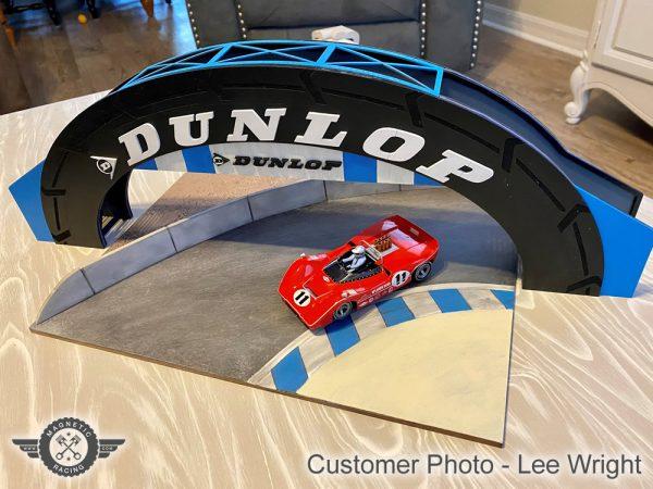 Le Mans Dunlop Bridge by Magnetic Racing