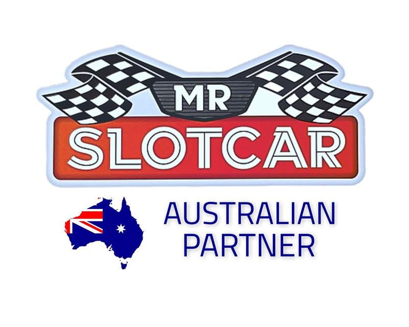 Mr Slot Car Australian Partner