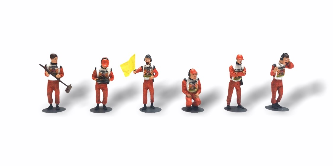 NEW MULTI PACK: 6 Marshals 1:32 Scale (painted)