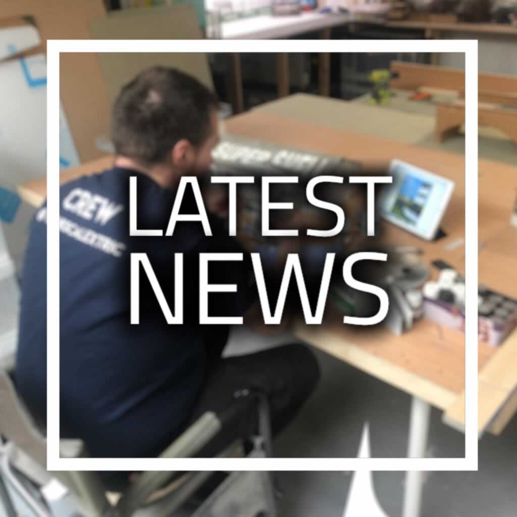 Latest News from MagenticRacing Slot car Buildings