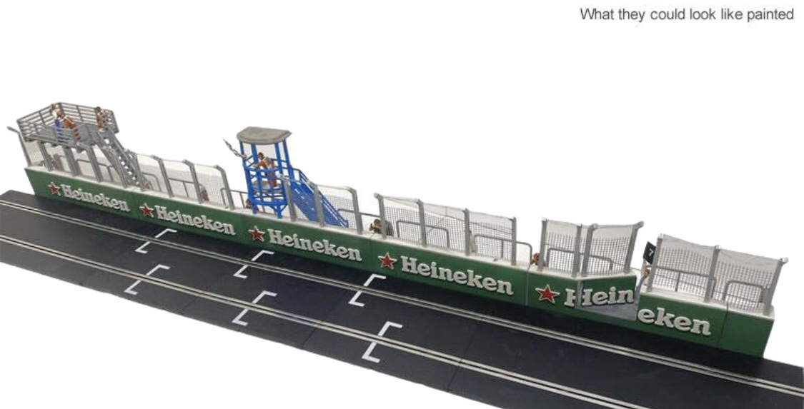 NEW PRODUCT: #037 Monza Pit Wall Series