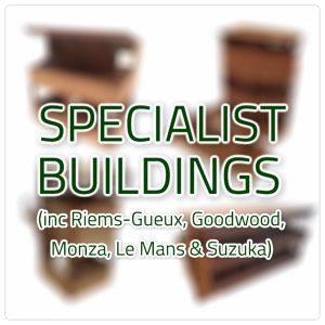 Specialist Buildings