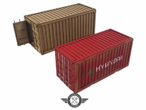041 1:32 Scale Containers